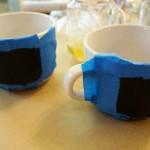 Adrienne's Chalkboard Mugs
